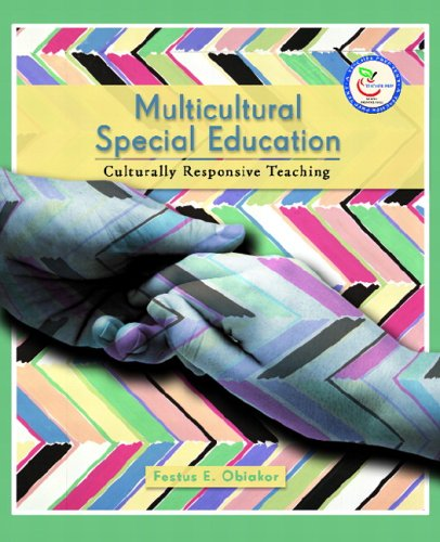 9780131178120: Multicultural Special Education: Culturally Responsive Teaching