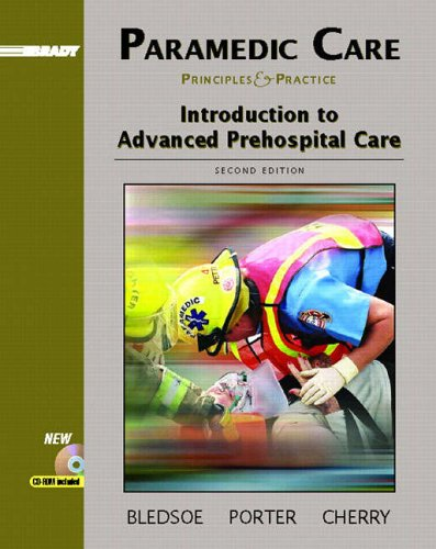 9780131178199: Paramedic Care: Principles and Practice, (2nd Edition) (Paramedic Care Principles & Practice Series)