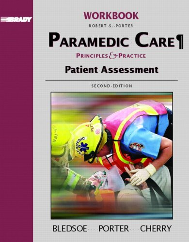 9780131178335: Student Workbook, Volume 2 for Paramedic Care: Principles and Practice, Volume 2: Patient Assessment