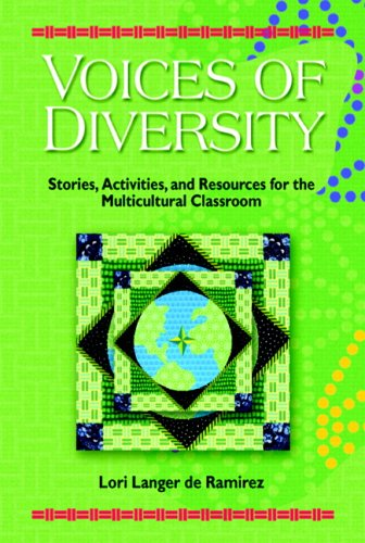 9780131178861: Voices of Diversity: Stories, Activities and Resources for the Multicultural Classroom