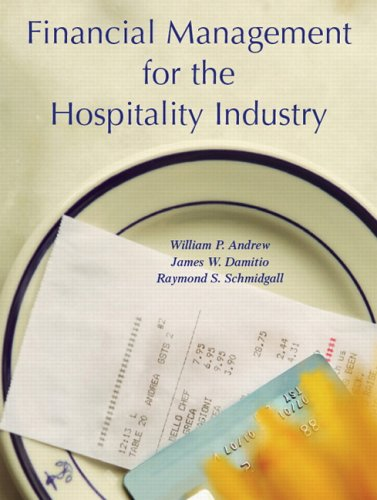 9780131179097: Financial Management for the Hospitality Industry