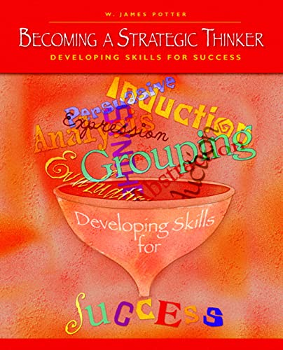 9780131179837: Becoming a Strategic Thinker: Developing Skills for Success