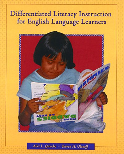 9780131180000: Differentiated Literacy Instruction for English Language Learners
