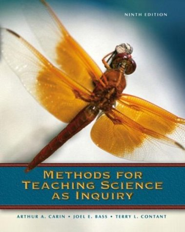 9780131180055: Methods for Teaching Science as Inquiry (9th Edition)
