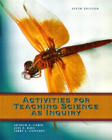 9780131180079: Activities for Teaching Science as Inquiry (6th Edition)