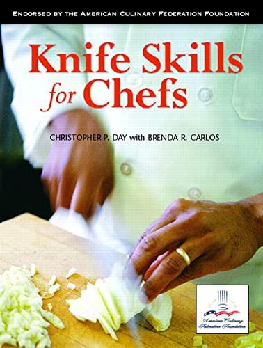 9780131180185: Knife Skills for Chefs