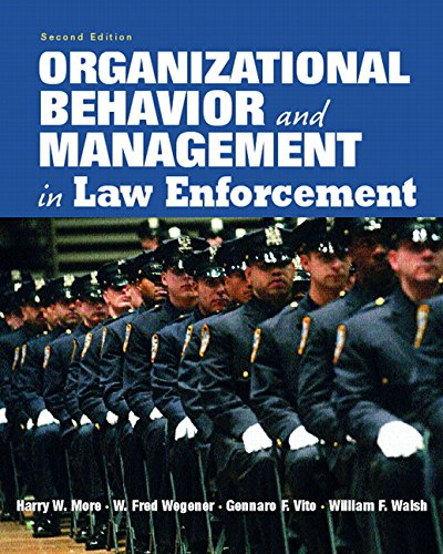 9780131181014: Organizational Behavior and Management in Law Enforcement (2nd Edition)