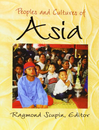 9780131181106: Peoples and Cultures of Asia