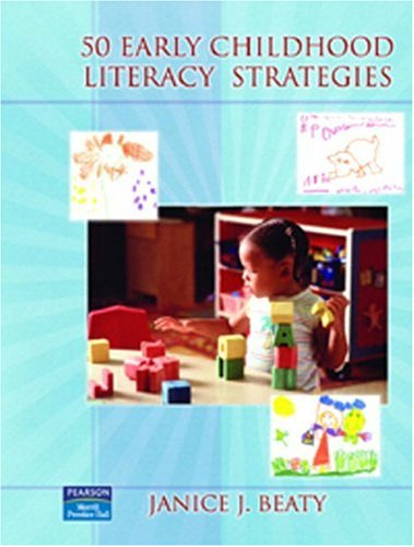 9780131181540: 50 Early Childhood Literacy Strategies (Teaching Strategies Series)