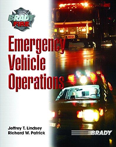 9780131181557: Emergency Vehicle Operations