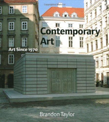 9780131181748: Contemporary Art: Art Since 1970