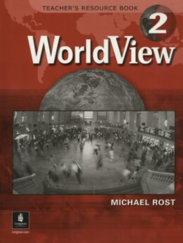 9780131182776: Worldview: Teacher's Resource Book (with Audio CD and Testgen CD) Pt. 2