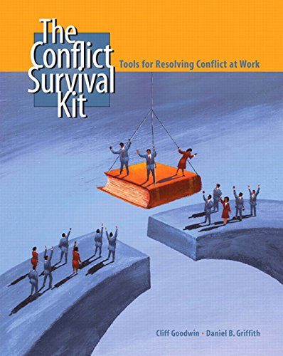 9780131183032: The Conflict Survival Kit: Tools for Resolving Conflict at Work