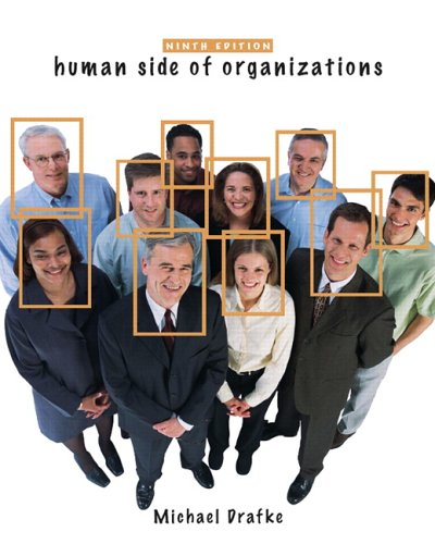 9780131183841: Human Side of Organizations, The (9th Edition)