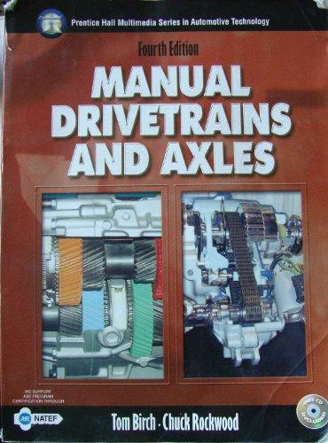 9780131184886: Manual Drivetrains