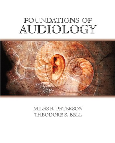 9780131185685: Foundations of Audiology