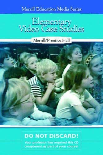 9780131186422: Elementary Video Case Studies