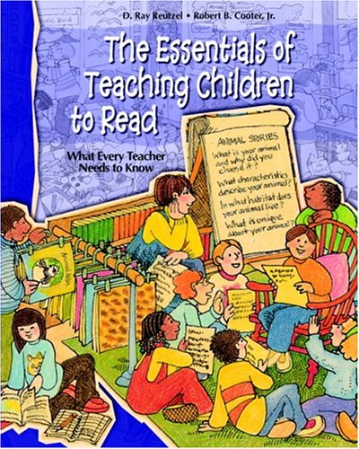 9780131186651: The Essentials of Teaching Children to Read