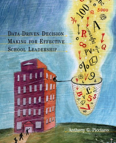 9780131187221: Data-Driven Decision Making for Effective School Leadership