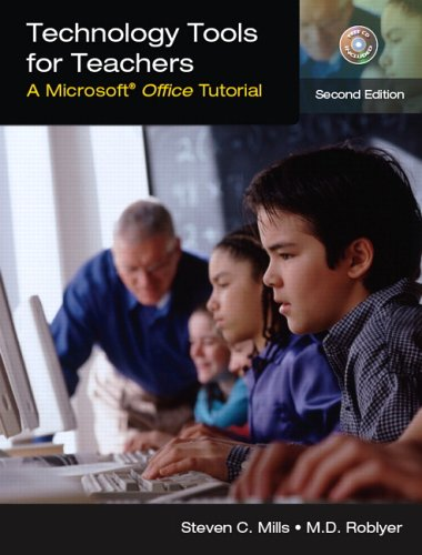 9780131187276: Technology Tools for Teachers: A Microsoft Office Tutorial (2nd Edition)