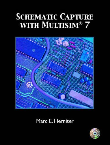 9780131187559: Schematic Capture with Multisim 7