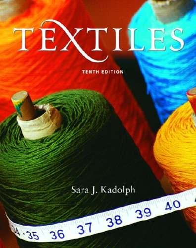 9780131187696: Textiles (10th Edition)
