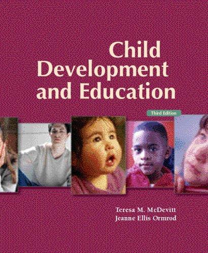 9780131188174: Child Development and Education