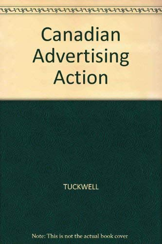 9780131188297: Canadian Advertising Action