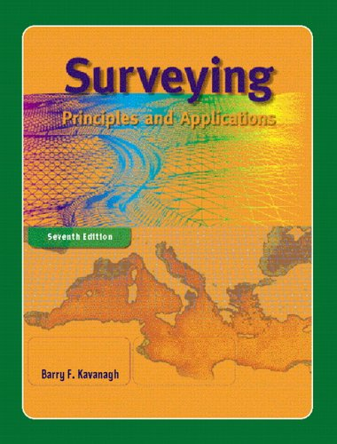 9780131188624: Surveying: Principles and Applications (7th Edition)