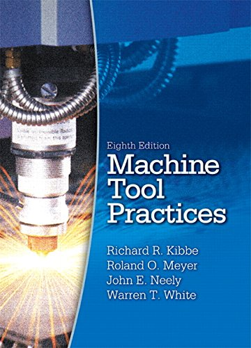 9780131188969: Machine Tool Practices (8th Edition)