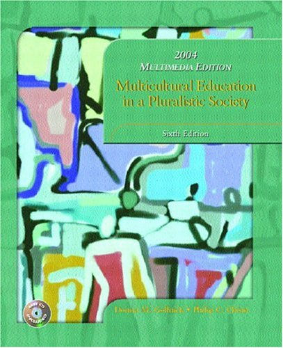 9780131189256: 2004 Multimedia Edition: Multicultural Education in a Pluralistic Society (6th Edition)