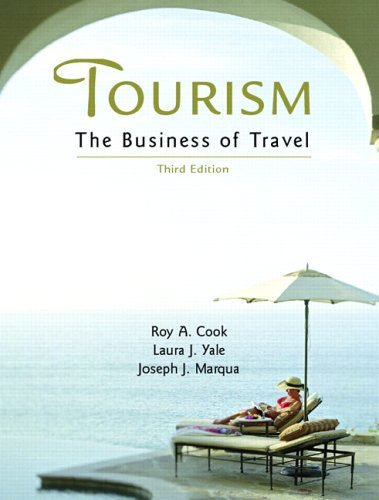9780131189805: Tourism: The Business of Travel