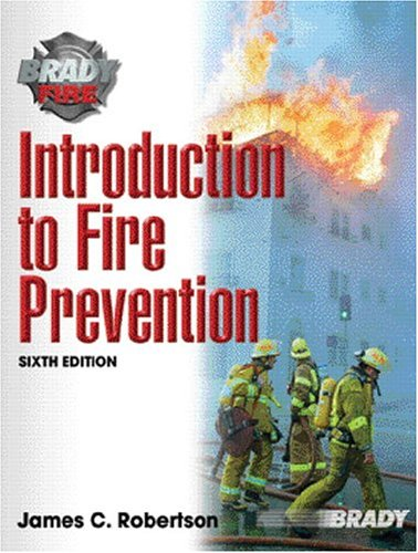 9780131190313: Introduction to Fire Prevention (6th Edition)