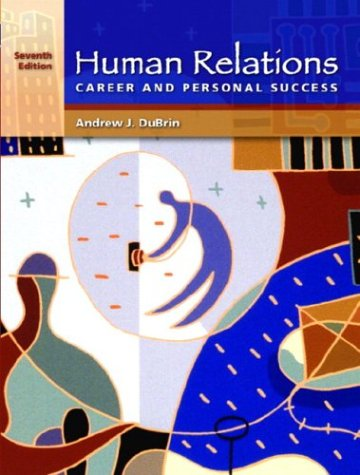 9780131190627: Human Relations for Career and Personal Success (7th Edition)
