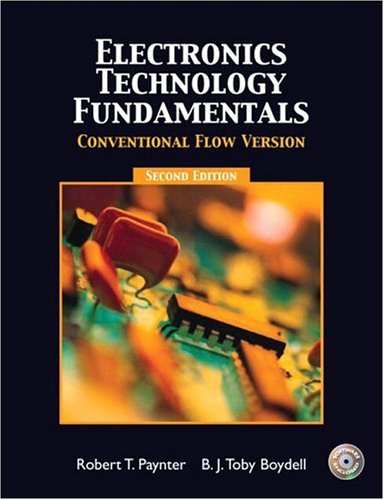9780131190849: Electronics Technology Fundamentals - Conventional Flow (2nd Edition)