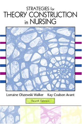 9780131191266: Strategies for Theory Construction in Nursing