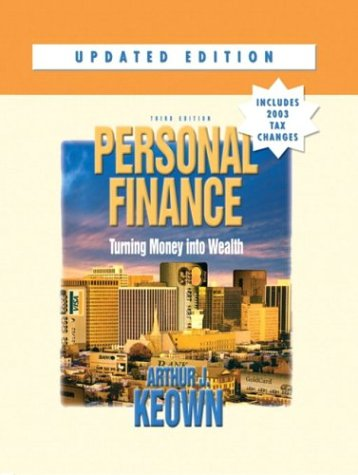 9780131191389: Personal Finance Update and Workbook Package (3rd Edition)