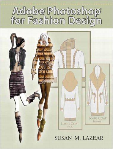 9780131191938: Adobe Photoshop for Fashion Design