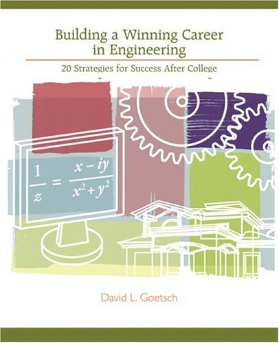 9780131192119: Building a Winning Career in Engineering: 25 Proven Strategies