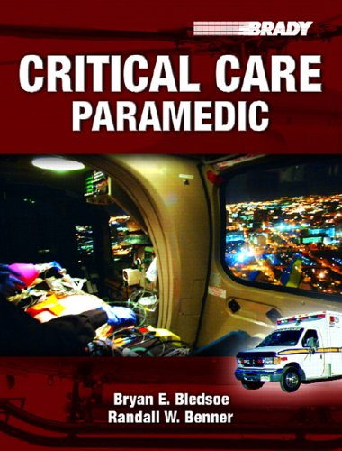 9780131192713: Critical Care Paramedic: A Modern Perspective