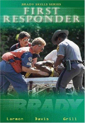 9780131193123: Brady Skills Series: First Responder, Four VHS Package Set