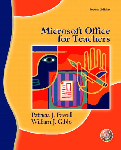Microsoft Office for Teachers: William J. Gibbs;
