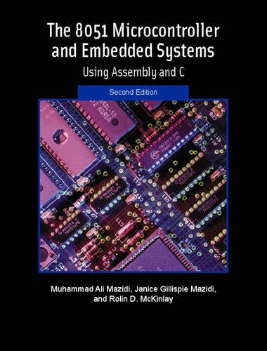 9780131194021: The 8051 Microcontroller and Embedded Systems