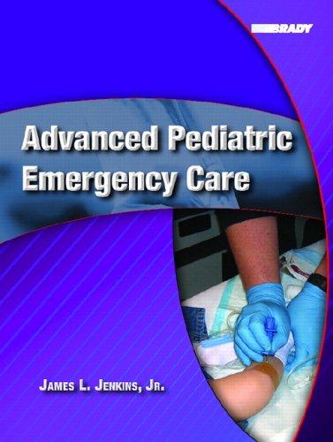 9780131194403: Advanced Pediatric Medical Life Support