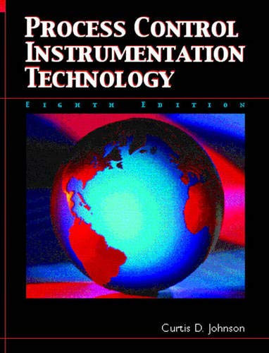 9780131194571: Process Control Instrumentation Technology: United States Edition