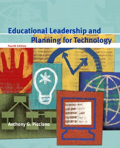 9780131194717: Educational Leadership and Planning for Technology