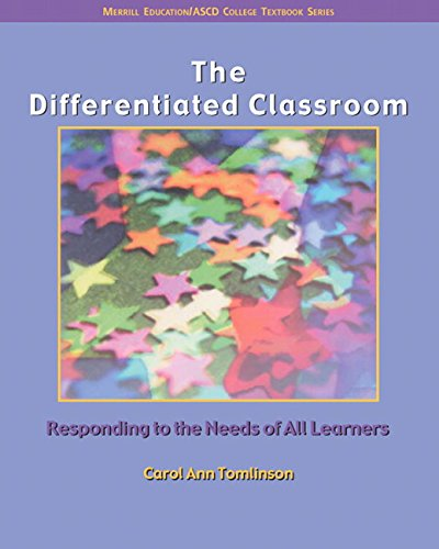 9780131195028: The Differentiated Classroom: Responding to the Needs of All Learners (Merrill Education/ASCD College Textbooks)