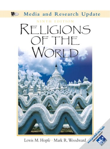 9780131195158: Religions of the World: Media and Research Update (with Sacred World CD)