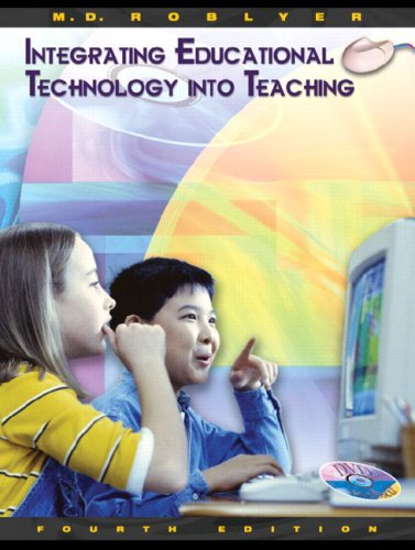 9780131195721: Integrating Educational Technology into Teaching (4th Edition)