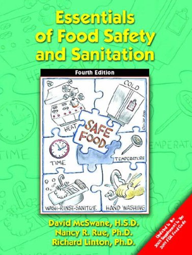 9780131196599: Essentials of Food Safety and Sanitation